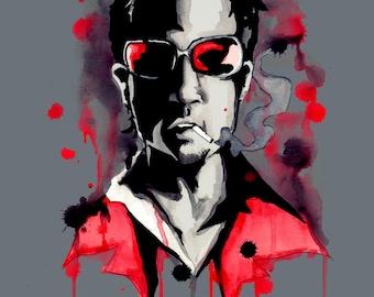 Tyler Fine Art Print