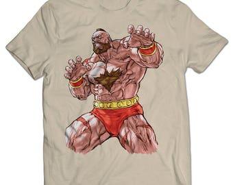 Zangief T-shirt