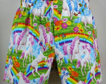 UNICORNS cotton boxers