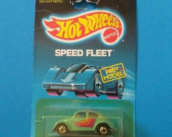 Hot Wheels VW Bug Speed Fleet
