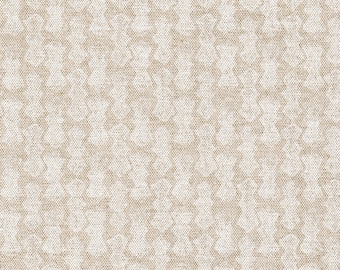 Decorative Pillow Echo Geometric Chalk White