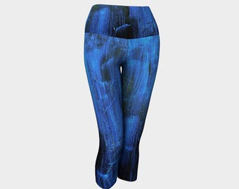 Blue Lady Leggings