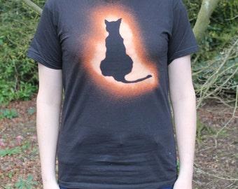 Cat T-Shirt Adult Unisex