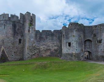 Chepstow Castle, Wales, c.1067