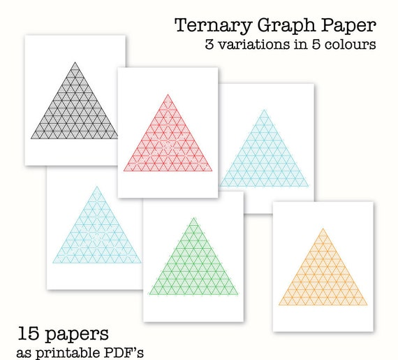 15 ternary graph papers triangular graph paper digital ccuart Gallery