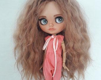 Blythe Doll custom blythe custom doll Blythe ooak-blythe custom ooak