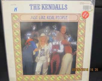 Kendalls Just Like Real People (NEW) - Ovation Records 1979