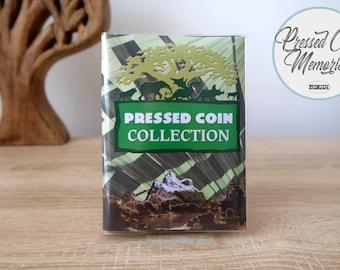 Pressed Penny Collection Book - Animal Kingdom Walt Disney World
