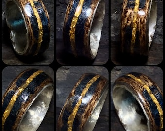 Gold River , man's wedding  band