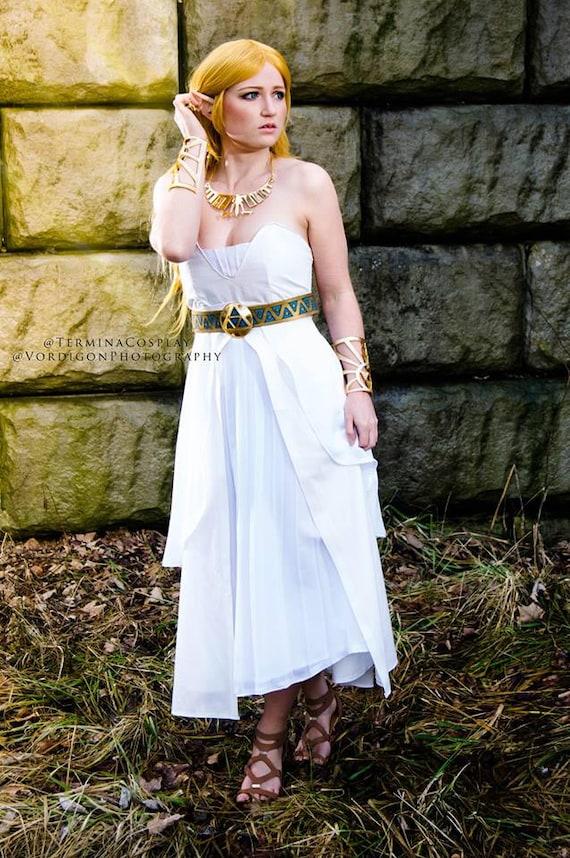 costume women zelda Princess