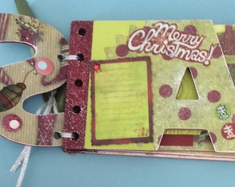 Handmade Christmas album