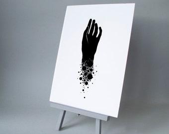Reaching A4 Print