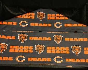 Chicago Bears Closet Safe, Hanger Hideaway, Secret Pocket Hanger, Hidden Pocket Hanger