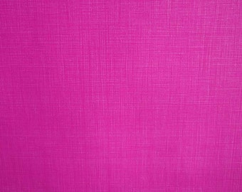Vintage 1970s Wrapping Paper 1 HOT Pink Sheet Of All Occasion Gift Wrap