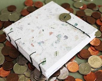 Money Journal / Money Notebook / Budget Tracker / Financial Journal by PrairiePeasant