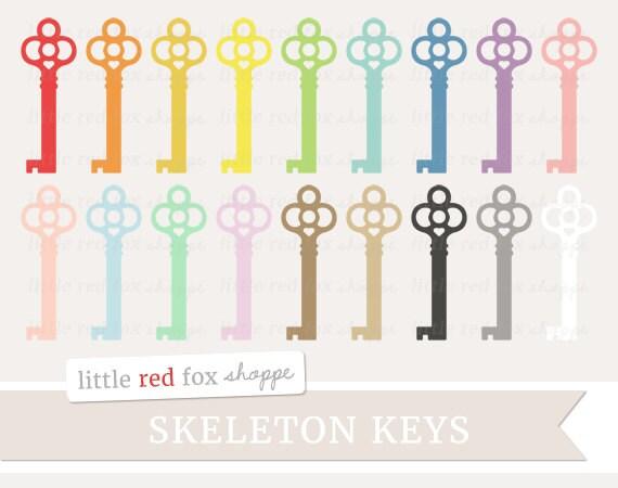 Skeleton Key Clipart Moving Clip Art House