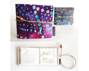 Needle case pattern, needlebook PDF, direct download, needleholder pattern, PDF Pattern, sewing accessory pattern, sewing kit, sewing gift