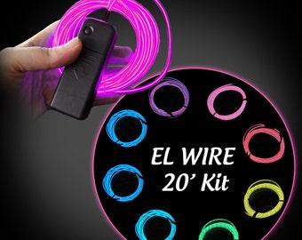El wire costume | Etsy