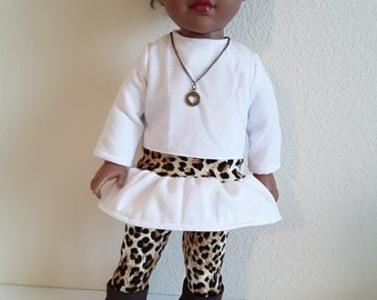 18 Inch Girl Doll Outfit #191