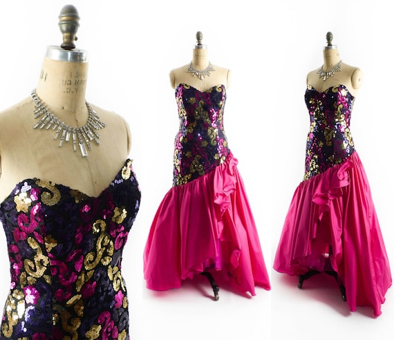 Cheap 80s Prom Dress Dresses For Woman