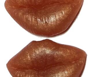 Luscious Lips Soap Embeds