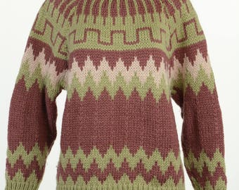 THE LODGE - Vintage Sweater