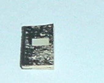 "Miniature COMPOSITION BOOK 7/8"" H  X 3/4"" W"
