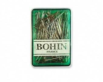 Box of pins quilting sewing pins (200 pins)