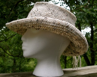 PDF Crochet Pattern - Osage Walkabout Hat