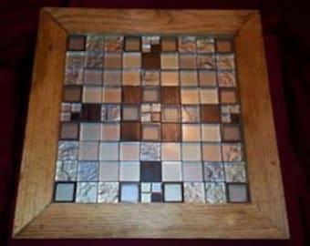 Hnefatafl game board