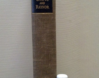 FIRST EDITION Weed Control by Robbins, Crafts & Raynor 1942