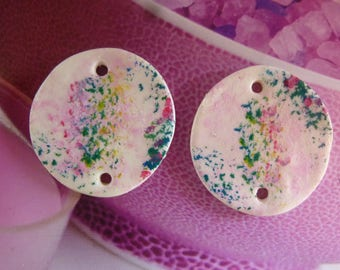 "CHARMS DESIGN EARRINGS ""LIGHTNESS""..."