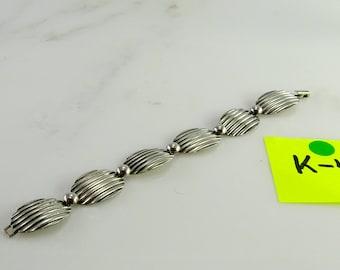 """Beau Sterling Bracelet (7"""")"""