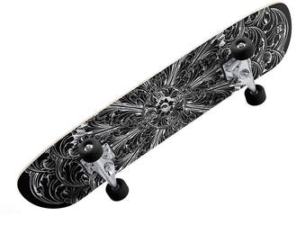 Renaissance Skateboard Deck - Cornice