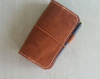 Rugged Tan Pocketed Cover