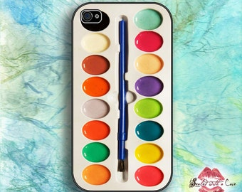 Watercolor Kit - iPhone 4/4S 5/5S/5C/6/6+ and now iPhone 7 cases!! And Samsung Galaxy S3/S4/S5/S6/S7