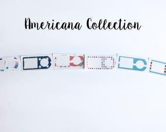 Dexcom Receiver Skin - Americana Collection