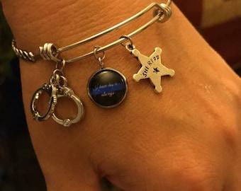 LEO wife bracelet