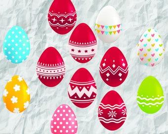 18 Easter Eggs