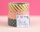 I Love My Bike Badge Smal...