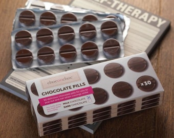 Chocolate Pills