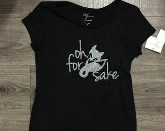 For fox sake shirt