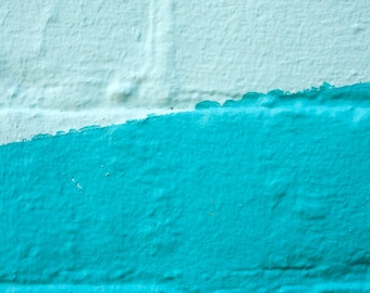 Two Blues, simple, abstract, detail, lines, minimalist, summer, fresh, cool, Turquois, photograph