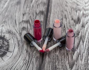 Pretend make up - lipgloss