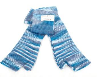 INKASSOUL WOMEN MITTENS   Knit Fingerless gloves   Arm-Wrist warmers   - Andean Trends (free shipping)