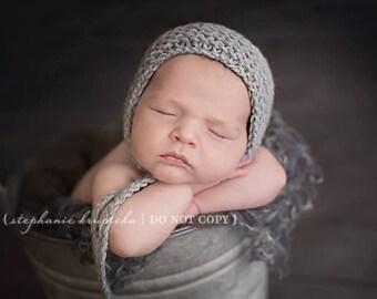 Newborn Hat Boy, Knit Newborn Hat, Newborn Photo Prop Boy, Baby Boy Hat, Baby Shower Gift, Baby Boy Gift, Newborn Props Boy, Newborn Bonnet
