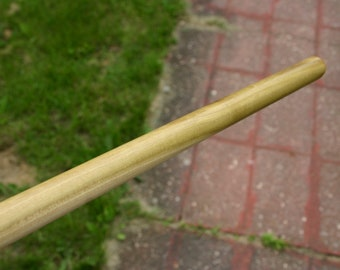 "Jo Staff. Extremely Light Weight. 45.5"" Max. For Martial Arts/Karate/Aikido/Kobudo/Kata training Kid's bo/jo staff"