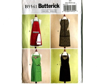 Aprons - Butterick 5541