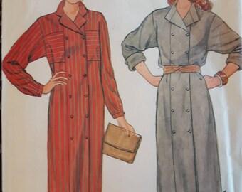 Butterick 6241, Vintage Dress Sewing Pattern