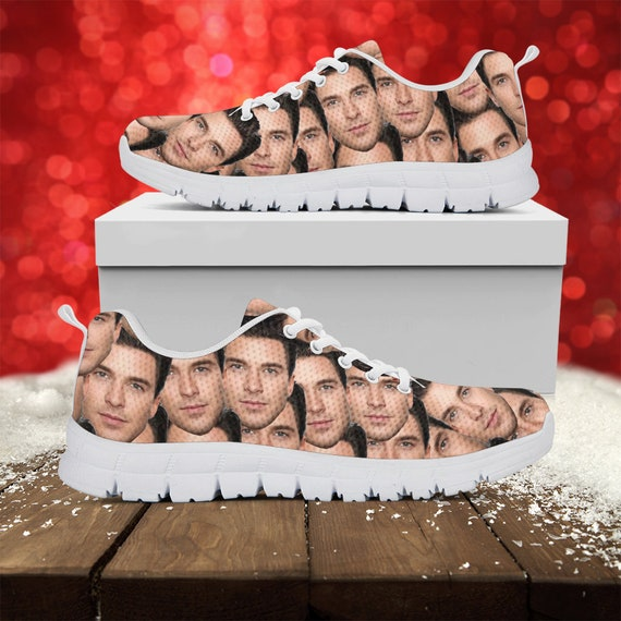 Custom Face Graduation Gift Sneakers Womens Running Custom Sizes Kids Mens Custom Printed Athletic Photo Birthday Shoes Picture pq5BxPwT